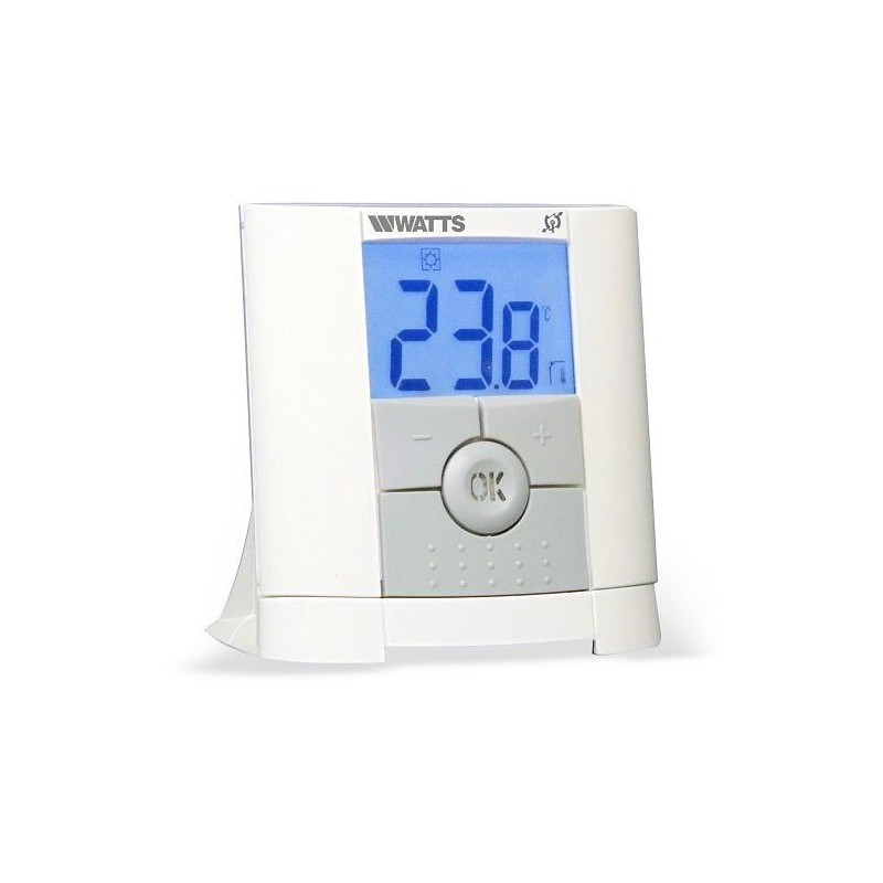 Watts LCD therm.
