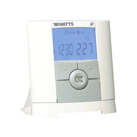 Watts LCD therm. program