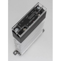 SOLID STATE RELAIS 40A DIN RAIL, AANSTURING 3-32VDC, 24~380VAC
