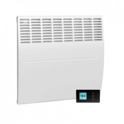 ECOF 500W F129 Atlantic, convector 230V met digitale thermostaat en open raam detectie