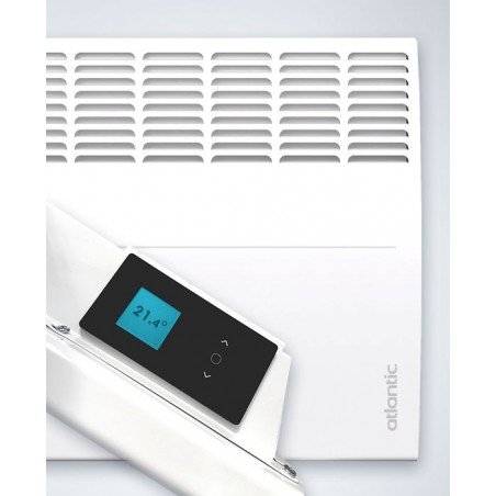, convector 230V met digitale thermostaat en open raam detectie