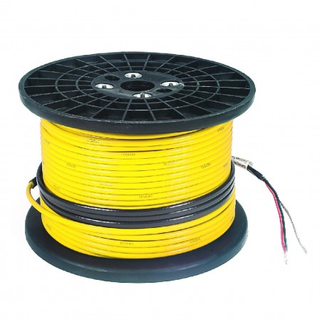 Verwarmingskabel, MDIR/SDIR, 3mm, 500W,50mtr